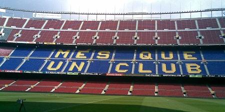 Barça, meer dan een club?
