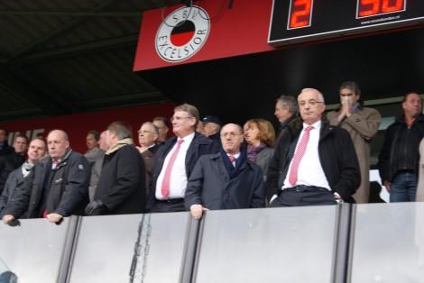 Een treffend beeld van het bestuur van Ajax