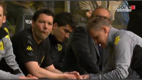 Nuri Sahin is het toonbeeld van de florerende jeugd van Dortmund