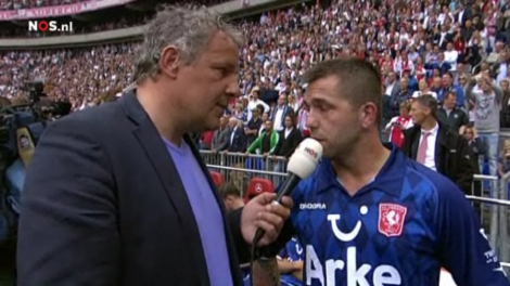 Theo Janssen is de nieuwste aanwinst van Ajax