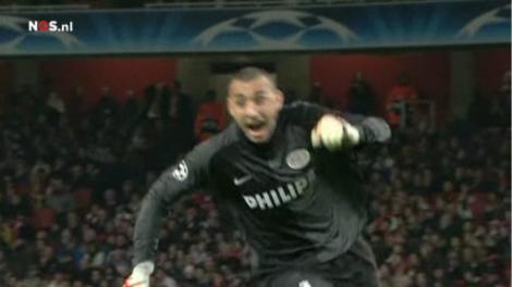 Met Gomes hoopt PSV weer de Champions League te halen