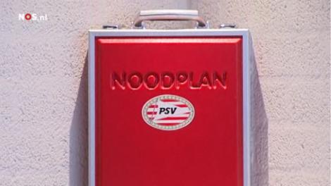 PSV presenteerde vandaag zijn noodplan