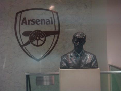 Arsène Wenger is er opnieuw niet in geslaagd om met Arsenal een prijs te winnen