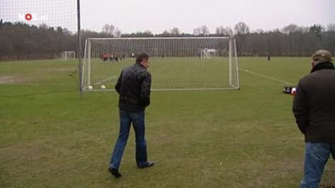 Jordania loopt rond op het armoedige complex van Vitesse