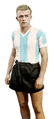Di Stefano in 1947