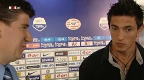 Manolev lijkt PSV slechts leed bezorgd te hebben