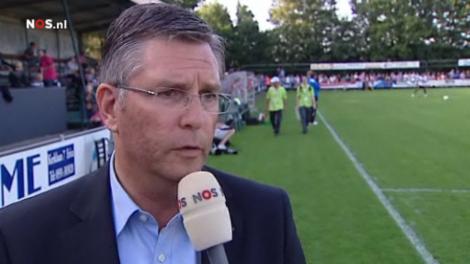 Van Geel spreekt klare taal namens Feyenoord