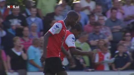 De focus ligt bij Feyenoord weer op presteren op het voetbalveld