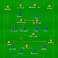 Nederland heeft na een moeilijke eerste helft met 3-0 van Estland gewonnen en heeft zich inmiddels zo goed als zeker voor het wereldkampioenschap in Brazilië gekwalificeerd. Louis van Gaal koos voor een 4-2-3-1 formatie met Robben en Lens op de flanken. Wesley Sneijder keerde […]