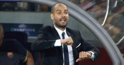 Pep Guardiola, de grote innovator van de laatste paar jaar.
