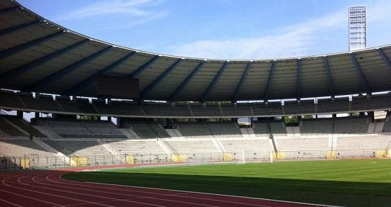 Het Koning Boudewijnstadion. Tegenwoordig weer gewoon uitverkocht als België speelt.