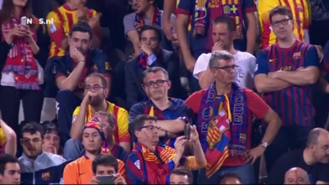 Voor Barcelona-fans valt er steeds minder te genieten.