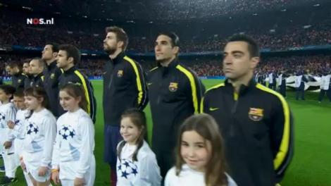 Er hangen donkere wolken boven Camp Nou
