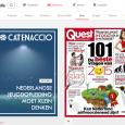 Catenaccio begint iets nieuws! Vanaf deze week publiceren we naast op onze website ook artikelen in Blendle. Blendle is een digitale kiosk waar alle grote kranten en tijdschriften van Nederland te lezen zijn, en nu dus ook Catenaccio. Wat is precies het idee? Naast […]