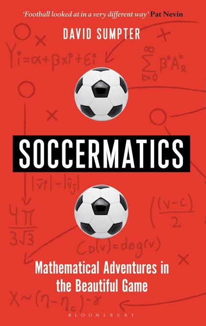 Onder supporters verloten we enkele exemplaren van het boek Soccermatics